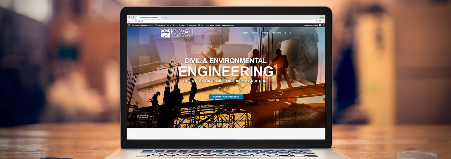 Povall Engineering, new website, hudson valley engineering, civil engineering wappingers falls, environmental engineering