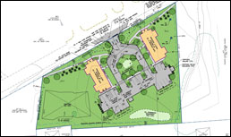Commercial Site Plan Design - Povall Engineering, Hudson valley civil engineering